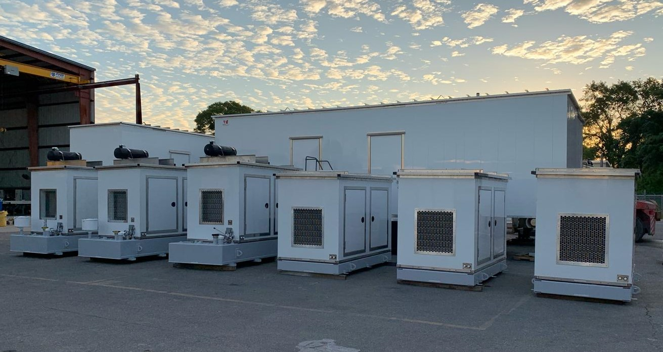 Custom-Standby-Generator-Enclosures-With-UL-Sub-Base-Fuel-Tanks