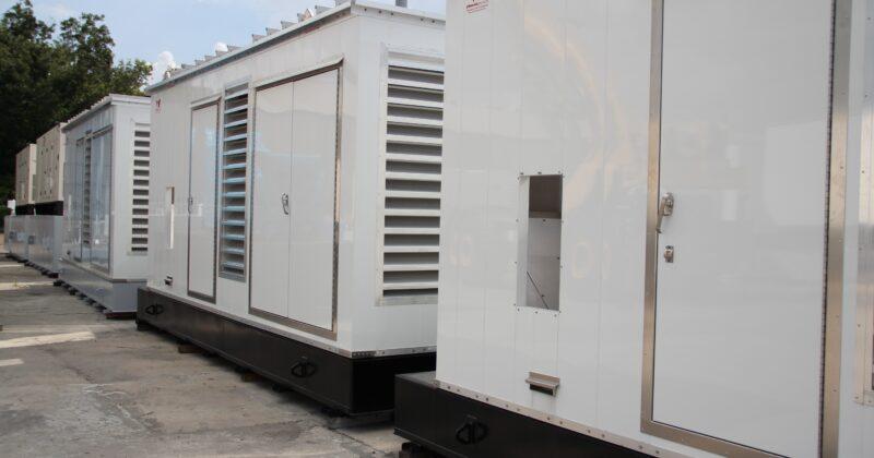 Custom-Aluminum-Generator-Enclosure-Packaging