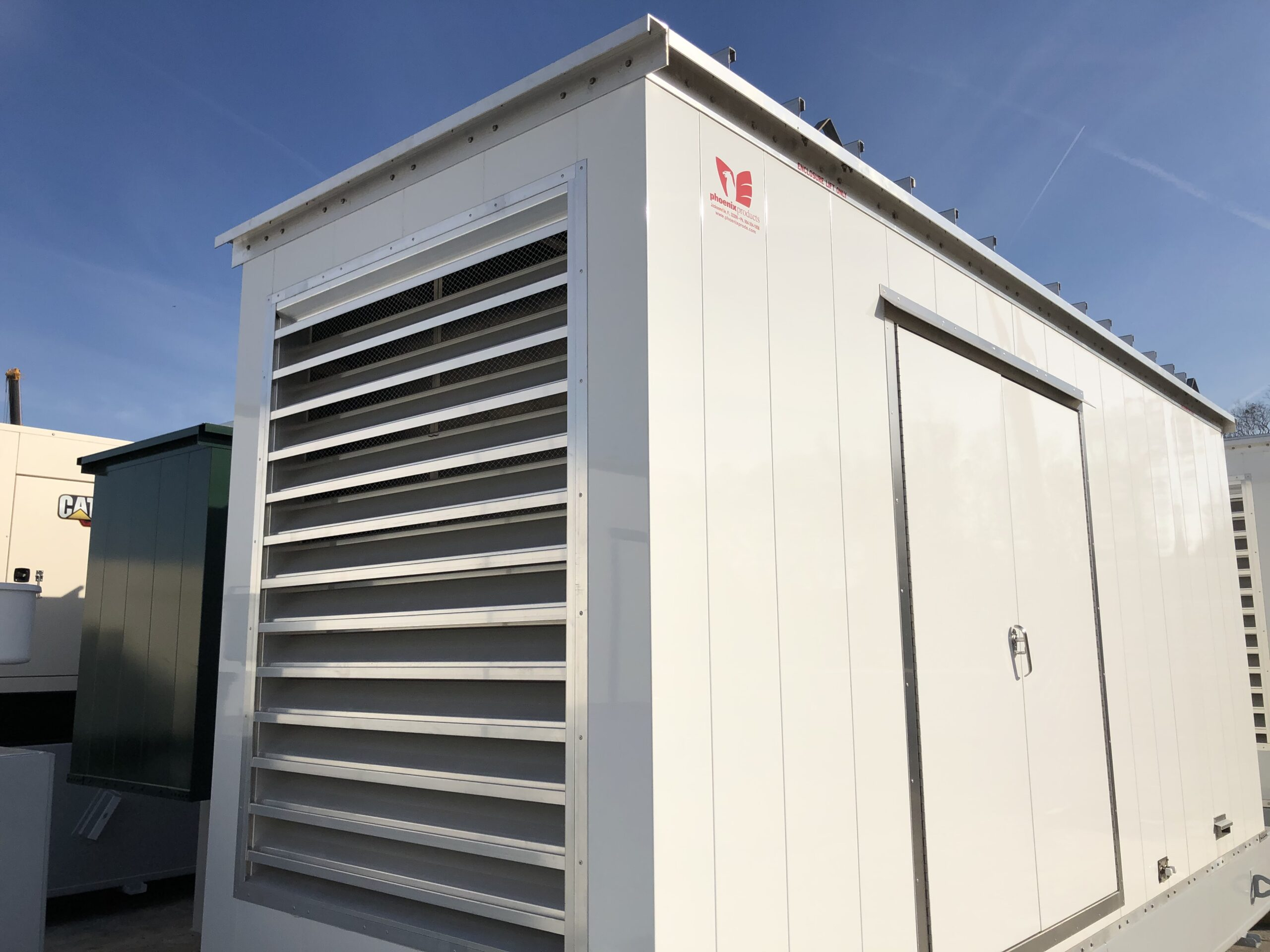 Phoenix-Products-Custom-Aluminum-Standby-Generator-Enclosure