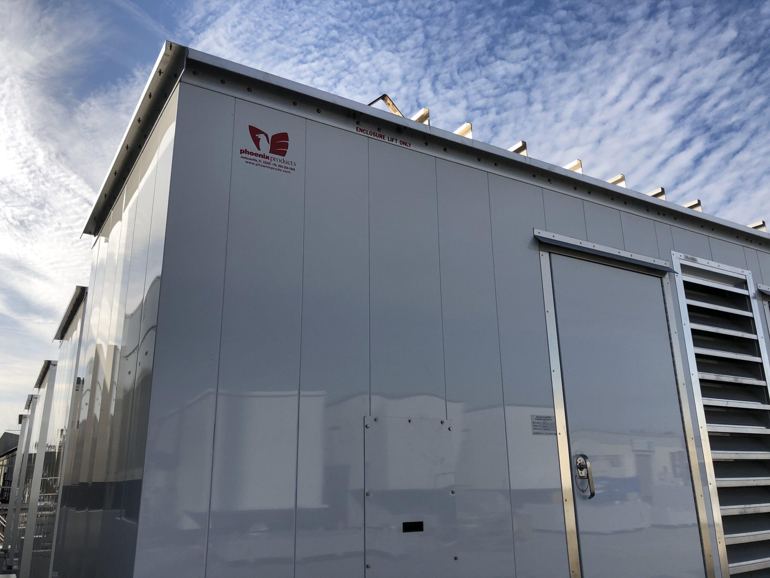 Custom-Aluminum-Standby-Generator-Enclosures