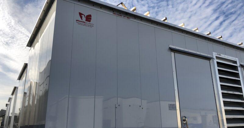 Custom-Aluminum-Generator-Enclosure-Manufacturer