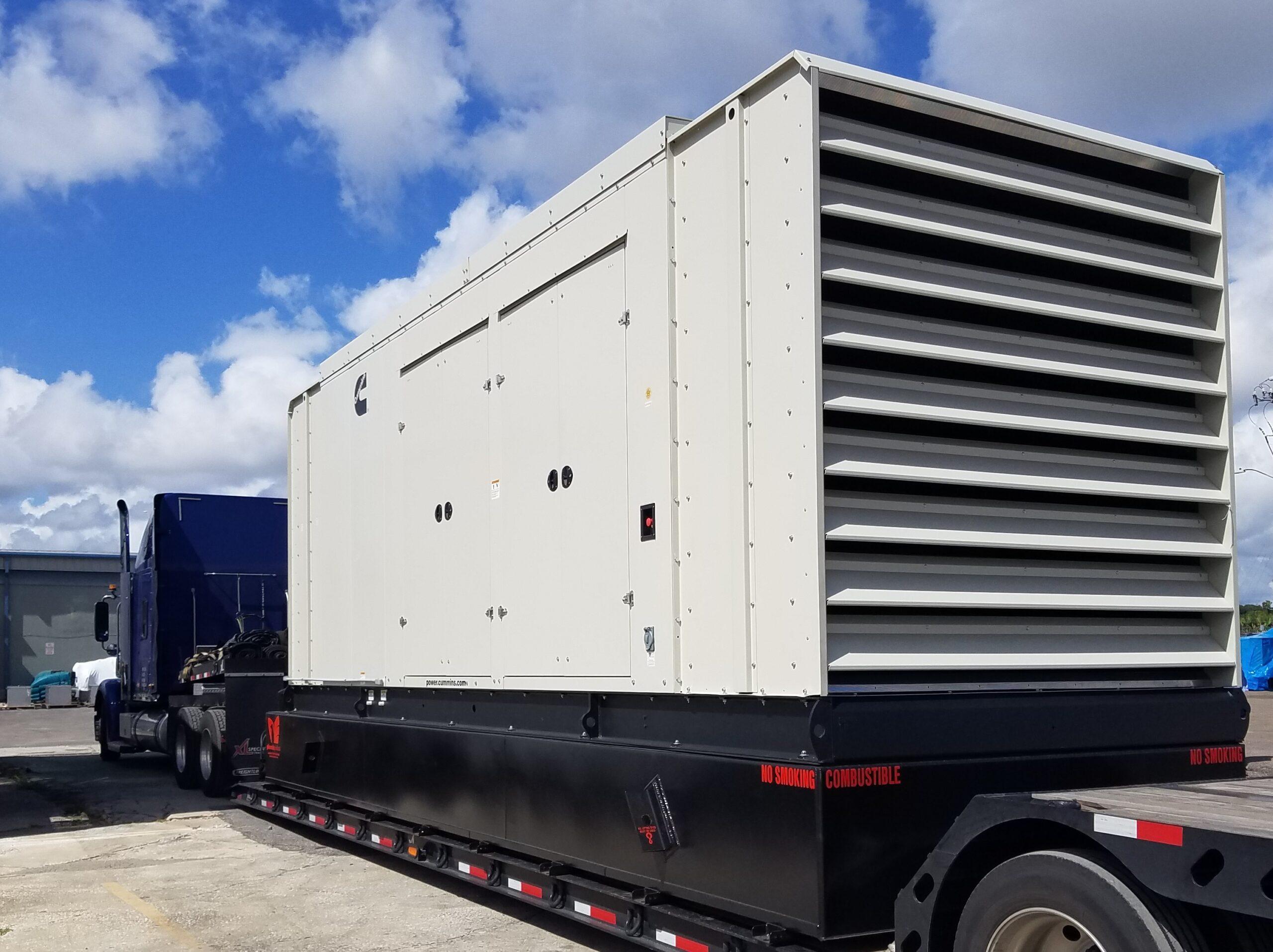 Cummins-Factory-Generator-With-UL-Sub-Base-Fuel-Tank