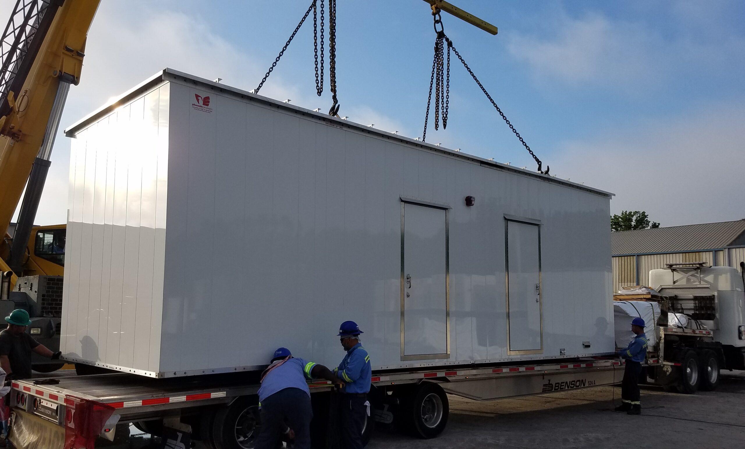 Custom-Aluminum-Generator-Enclosure