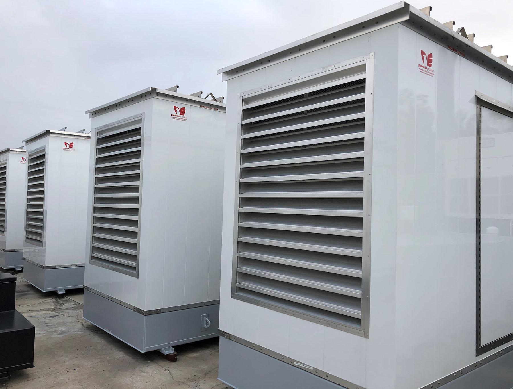 Phoenix-Products-Custom-Aluminum-Generator-Enclosures-With-Sub-Base-Fuel-Tanks