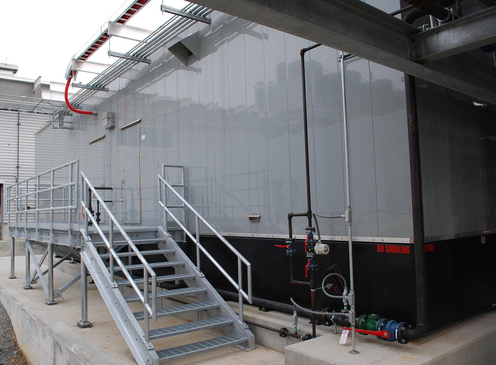 Phoenix-Products-Custom-Aluminum-Standby-Generator-Enclosure-With-Sub-Base-Fuel-Tank