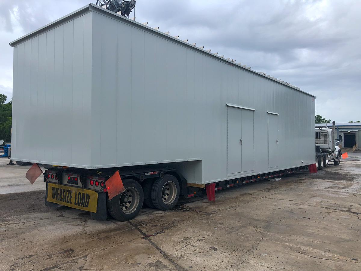 Phoenix-Products-Custom-Generator-Enclosure-Grey